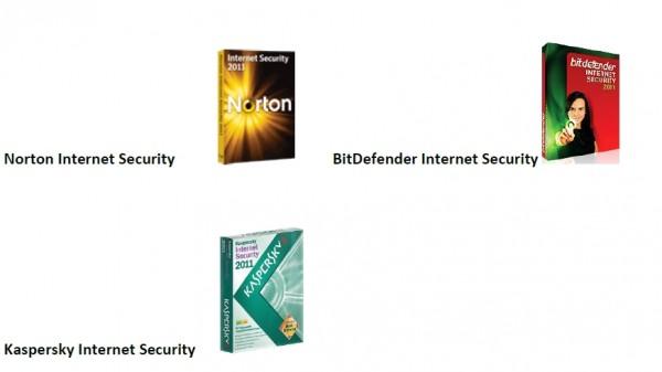 Тройка лидеров для комплексной защиты