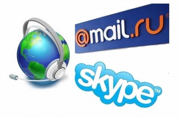 Популярные программы для голосового общения